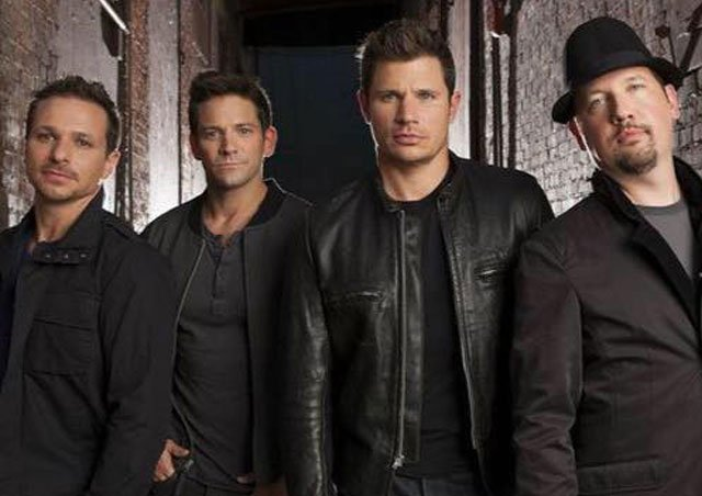If you are a 98 Degrees fan, it's beginning to look a lot like Christmas.  Or Hanukkah. Or Kwanza. Or whatever you celebrate. (98 Degrees/Facebook)