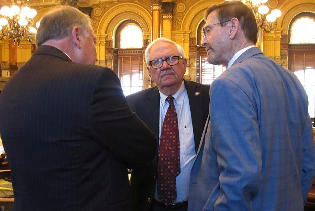 The court ruled in October that the state's current education funding of more than $4 billion a year isn't sufficient under the Kansas Constitution, even with an increase approved last year. (AP)