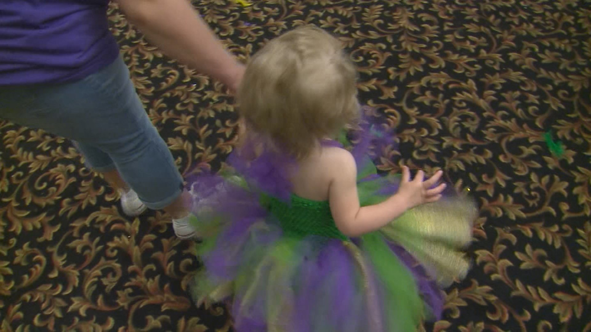 Parents say they spent hundreds of dollars to participate in the Baby Miss America Pageant held in St. Louis on May 5. (KMOV)