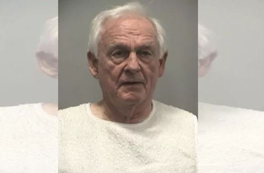 David  G. Jungerman, 80, faces first-degree murder and armed criminal action charges in the October 2017 fatal shooting of Thomas Pickert. (Jackson County Jail)