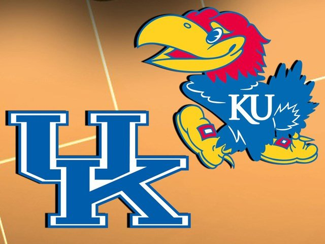 The Kansas-Kentucky series dates back to 1950 and the Wildcats lead 22-9. (AP)