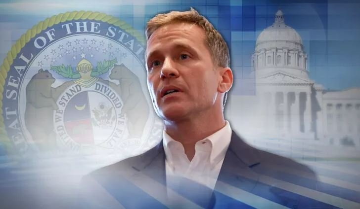 """Republican leaders in the Missouri House say GOP Gov. Eric Greitens has """"put the best interest"""" of the state's residents first in deciding to resign. (KCTV5)"""