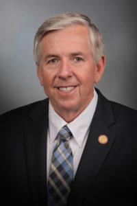 Lieutenant Governor Mike Parson