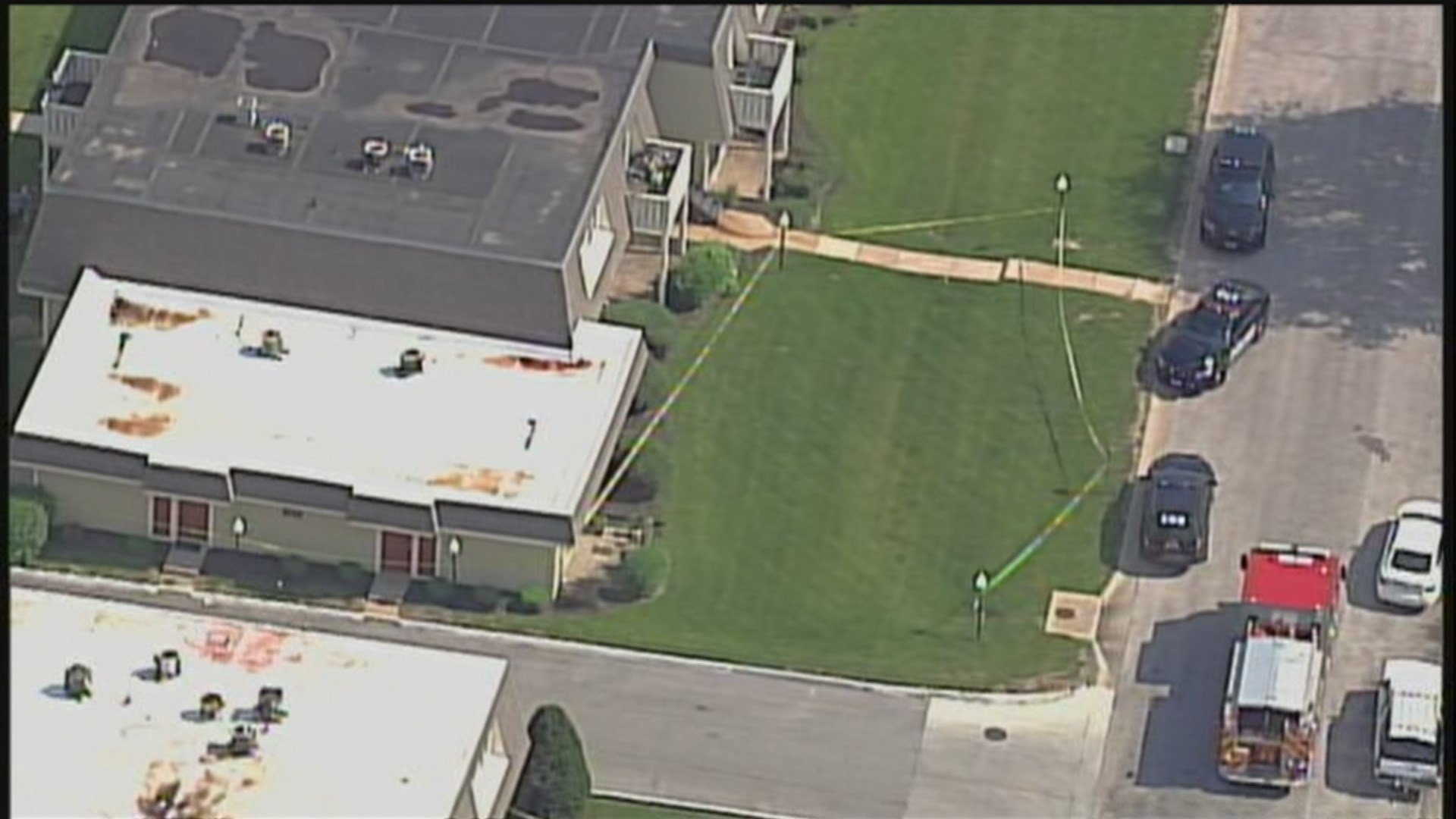 The shooting happened about 4:15 p.m. in the 11900 block of Holiday Drive on May 29. (KCTV5)