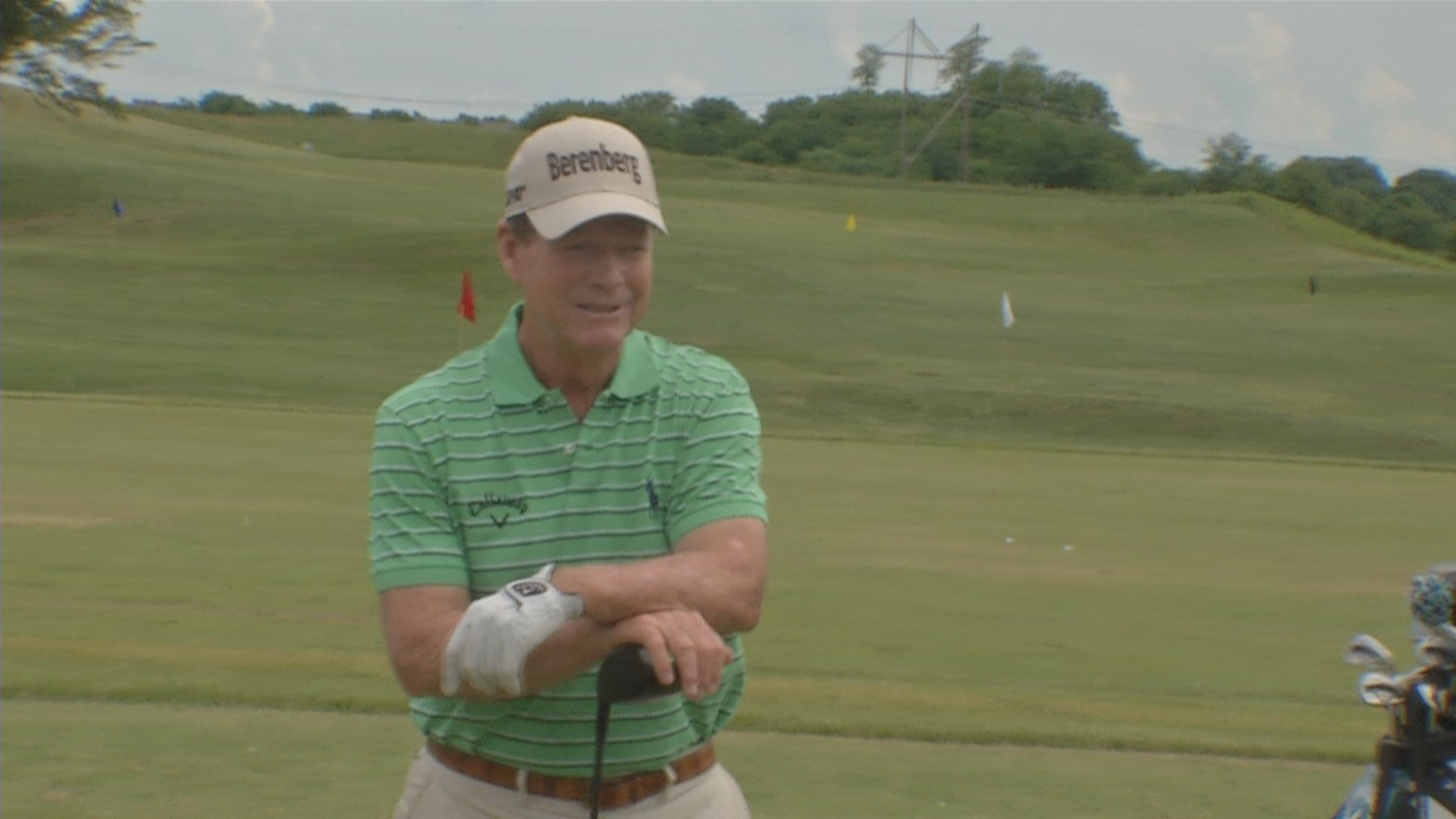 For years, Tom Watson has helped teach Kansas Citians about the game of golf. His example is now showing us how to react to the tough breaks life can throw our way. (KCTV5)