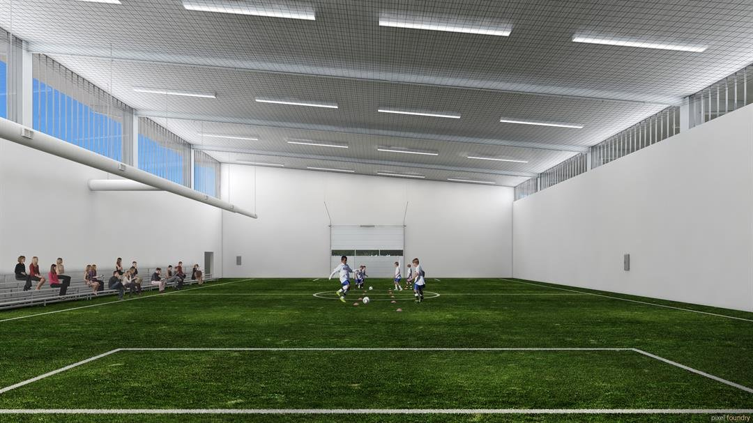 Soccer Dome of Kansas City, Inc has announced plans to expand its flagship facility located at 5909 Equitable Rd. (Soccer Dome)