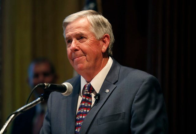 Missouri Republican Gov. Mike Parson has named a county prosecutor as general counsel to the governor's office. (AP)