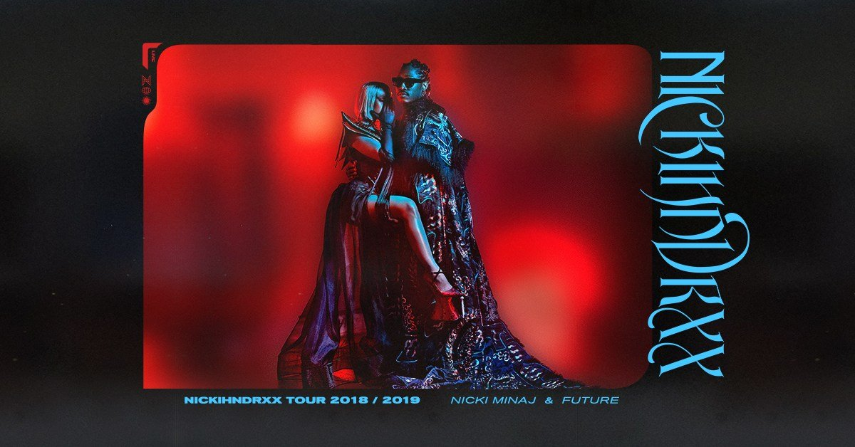 Global hip-hop iconsNicki Minaj and Future are hitting the road together for the first time and headed to Kansas Citythisfall. (LiveNation)