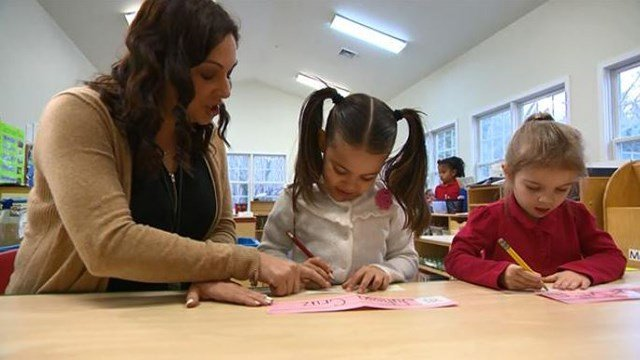 Pre-K not only helps children transition into kindergarten more smoothly and experts say it would also benefit the city, as a whole. (WCAX)