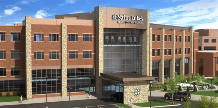 St. Luke's Health System will invest the donation by the Marion and Henry Bloch Family Foundation over the next five years. (St. Luke's Health System)