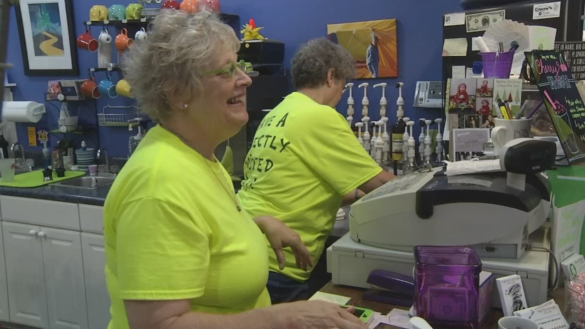 Twisted Sisters opened six years ago west of Johnson Drive and Nall Avenue. (KCTV5)