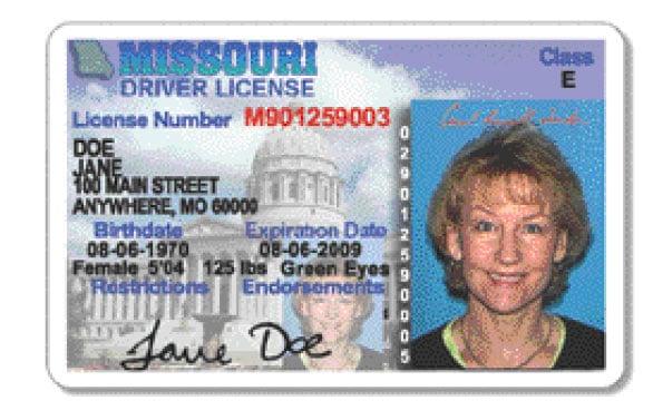 Missouri Drivers License Needs: Renew, Replace, Reinstate ...