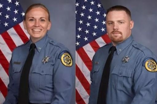 There are two available options to assist the families of fallen Wyandotte County Sheriff's deputies Patrick Rohrer and Theresa King. (KCTV5)