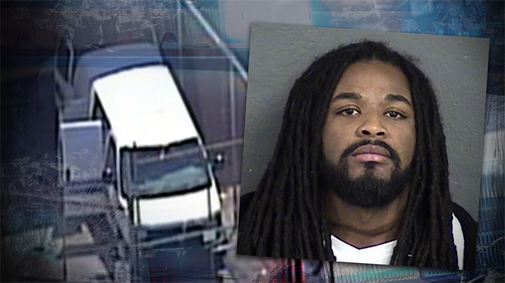 Police have not officially identified the suspect but sources have told KCTV5 News that the person in question is Antoine Fielder. (KCTV5)