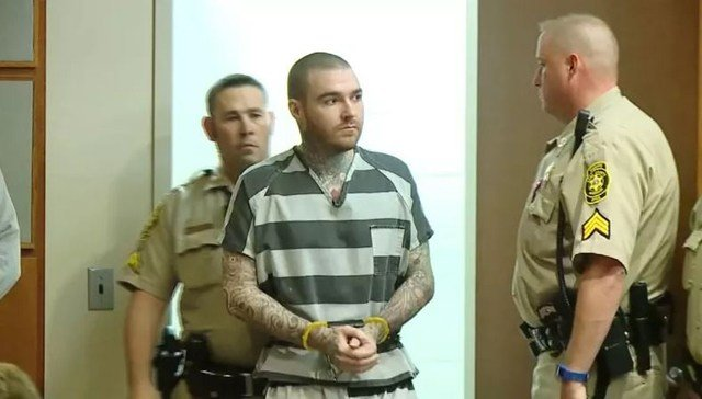 Kylr Yust is charged with first-degreemurder in both cases. He has pleaded not guilty in each case. (KCTV5/pool)