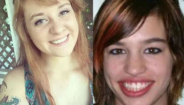 Kara Kopetsky (right) was killed in 2007. Jessica Runions (left) was killed in 2017. (KCTV5)