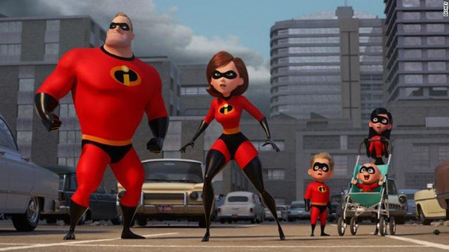 """After some viewers posted on social media that Disney's """"Incredibles 2"""" triggered seizures for people with epilepsy, the movie studio has issued a new warning before the start of the film. (CNN)"""