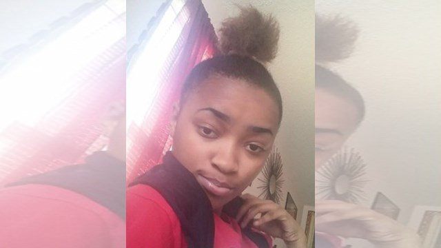 "When officers arrived, they discovered a 15-year-old girl who police are calling ""Brajean Sledge"" had been abducted. (KCTV5)"