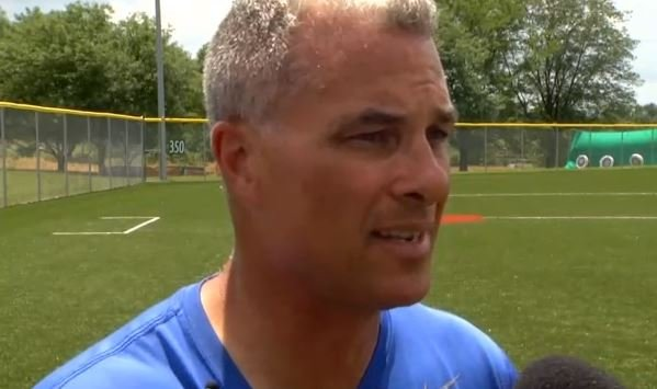 Kansas City Royals General Manager Dayton Moore