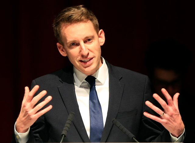 Kander was Missouri's secretary of state from 2013-17 and has often been cited as a future presidential candidate. (AP)