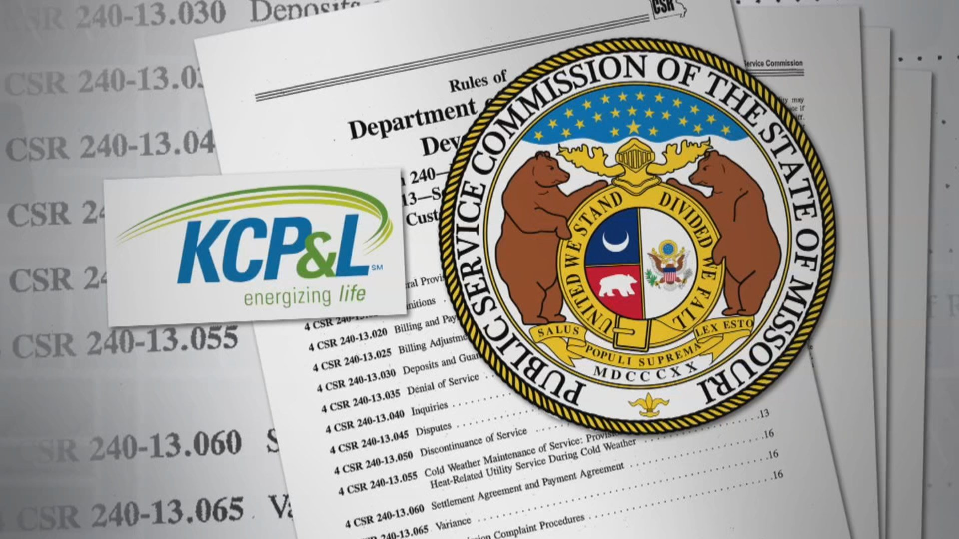 A spokesperson for KCP&L told KCTV5 News that the Missouri Public Service Commission gives the power company the authority to have that billing practice. (KCTV5)