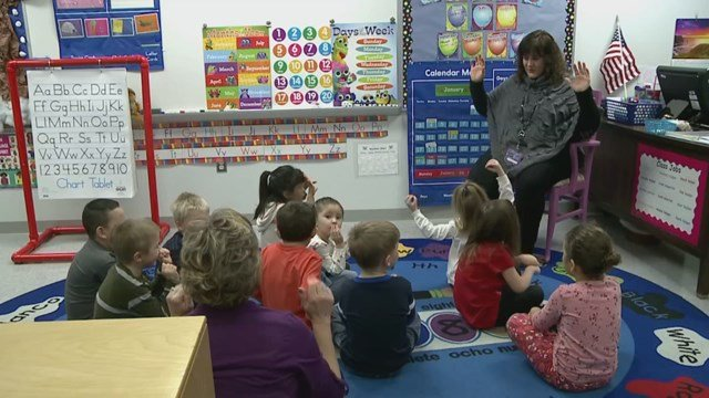 Starting at 9 a.m., Independence school leaders are offering free Pre-K screenings for all families in the district, in an effort to match each child with the best program for them. (KCTV5)