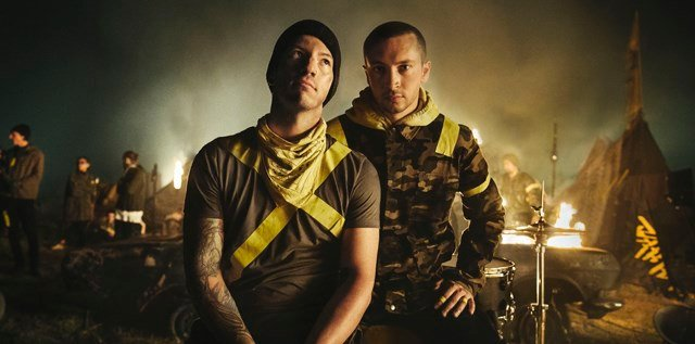 """The critically acclaimed duo of Tyler Joseph and Josh Dun will bring the """"Bandito Tour"""" to Sprint Center on Nov. 21. Tickets go on saleJuly 20 at 10 a.m. (Live Nation)"""