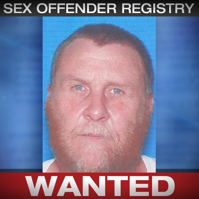 Jimmy Whitaker is wanted on a Missouri parole violation warrant for sex offender registration violation and resisting arrest. (CrimeStoppers)