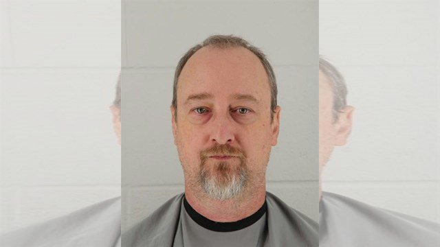 Gregory Lipham, 56, of Cullman, AL, was taken into custody in Gwinnett County, GA, without incident after police received a tip that he may be in the area. (Johnson County Sheriff's Office)