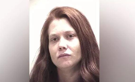 Jenna Boedecker-Ribando (Clay County Jail)