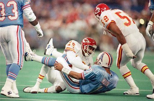 Former Kansas City Chiefs great Albert Lewis is in critical care after being hospitalized with an undisclosed illness.(AP File Photo)