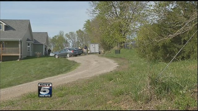 mhp makes arrest after man found dead in driveway kctv5 news