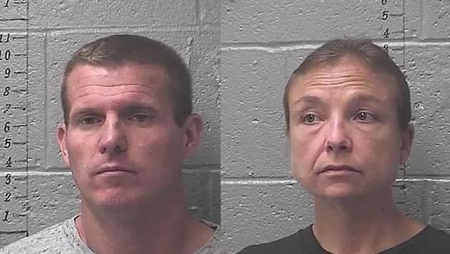 Children Found Locked in 'Boxes' Secured With Plywood; 2 Arrested