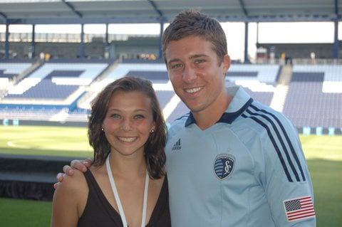 Kori Quinn and Matt Besler, Courtesy: Quinn family