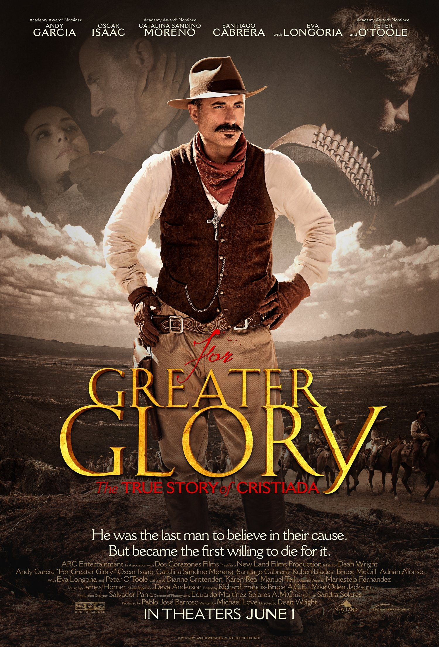 The Greater Glory movie