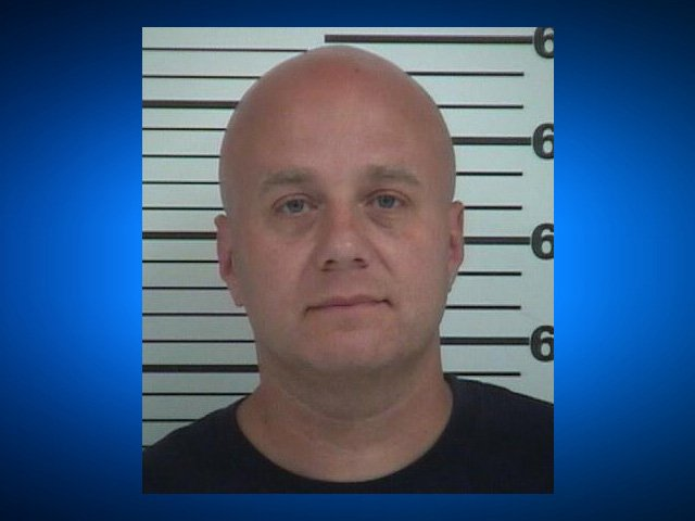 Sgt. Mark Stinson accused of stealing money from his mother