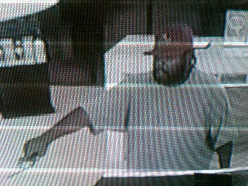 Surveillance photo of 2nd robbery suspect