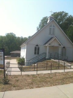 Church where Kelvin Lambert is a pastor      Amy Anderson/KCTV
