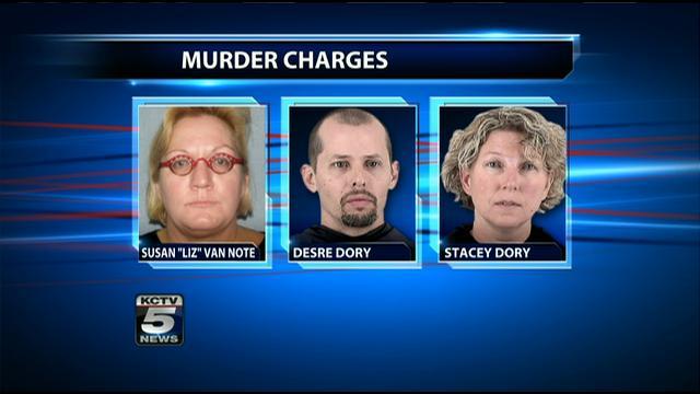 Susan Elizabeth Van Note, 44, has been arraigned in the deadly shooting of her father.