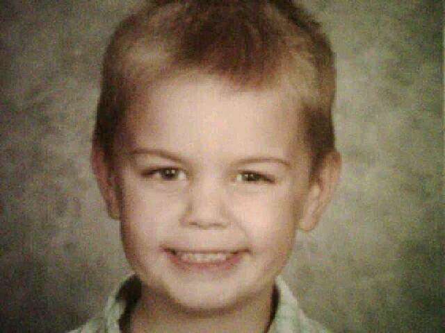 Authorities say 4-year-old Lucas Webb died after he was kicked in the stomach by his stepmother.