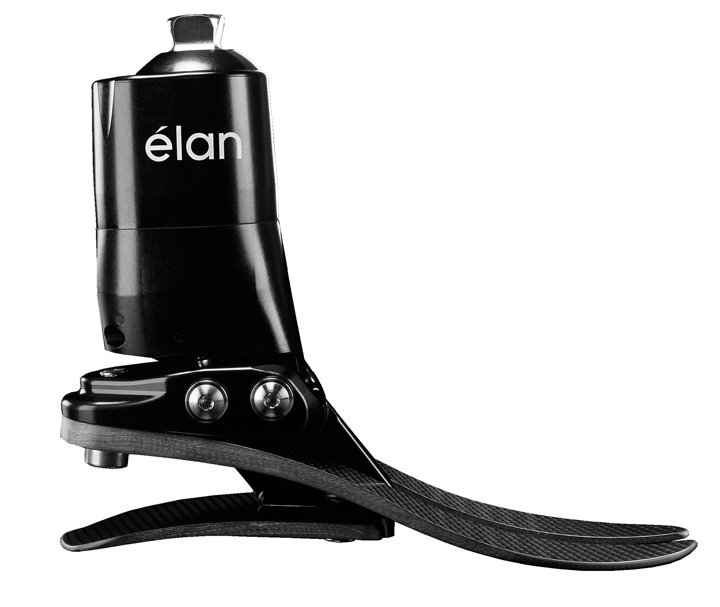 The Élan foot by Endolite