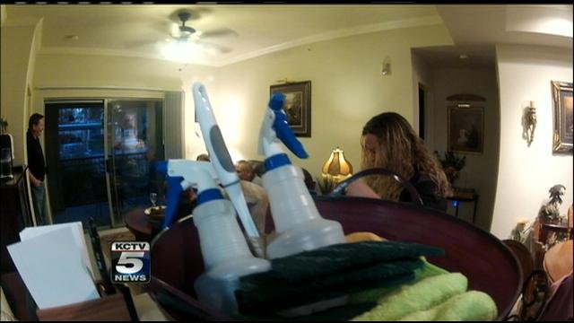 Group Cleans Cancer Patients 39 Homes For Free Kctv5