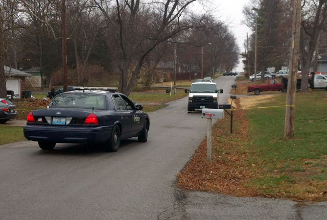 Officers were called about 4 a.m. Sunday to the 8100 block of North Main Street on a reported kidnapping.