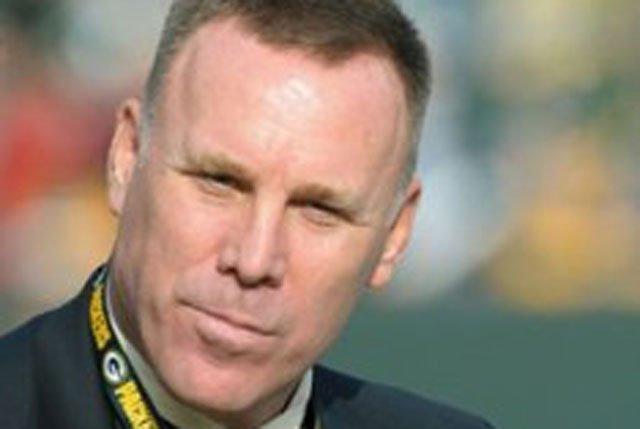 The Chiefs announced during the first half of the Packers' game against the San Francisco 49ers that they had hired longtime Green Bay personnel man John Dorsey to replace Scott Pioli, who was fired after four tumultuous years and a 2-14 finish this past