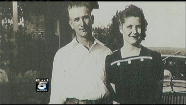 The couple's 10 children say the two refuse to do anything without each other, a bond that outlasted the parting words of their priest who married them on Jan. 28, 1943, at St. Thomas Church in Kansas City.