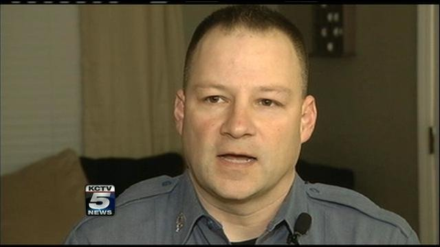 Most would call officer Kevin White a hero, but White says he was just doing his job.
