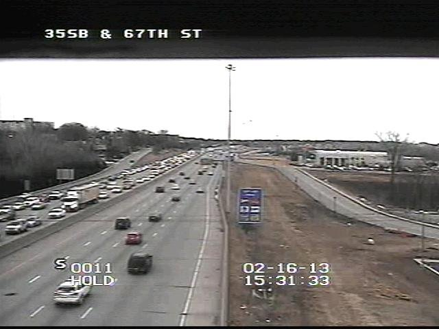 I-35 and 67th Street