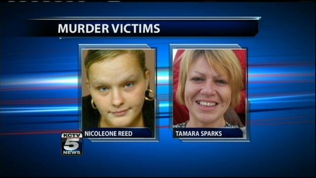 Police announced earlier this month that the deaths of Tamara Sparks and Nicoleone Reed were linked and asked the public for help.