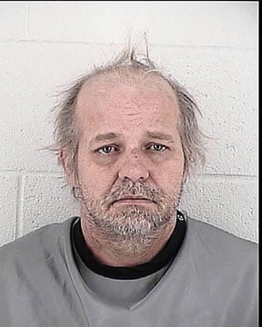 William J. Outhet Jr., 58, faces one count each of arson and attempted first-degree murder in Johnson County District Court.