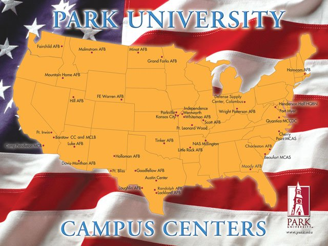Park University officials say they will provide these scholarships as long as they can afford it, but they are asking for help. (Photo courtesy: Park University)